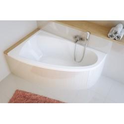 Wanna narożna 1600x1000 Aquaria Comfort Lewa WAEX.AQL16WH Excellent