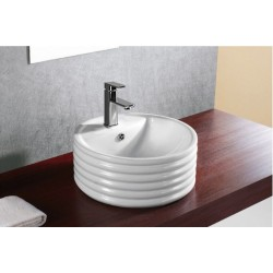 Umywalka ceramiczna nablatowa Carina