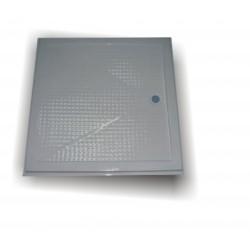 Brodzik bezprogowy 100x90 3,5 cm Comf 3 Set-pon