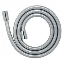 Wąż natryskowy L-150 cm Shine Silver Ferro