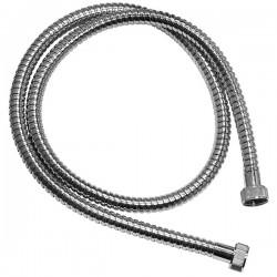 Wąż natryskowy L-200cm z tworzywa w oplocie metalowym Ferro