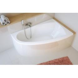 Wanna narożna 1600x1000 Aquaria Comfort Prawa WAEX.AQP16WH Excellent
