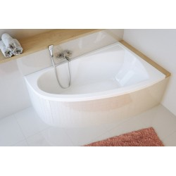 Wanna narożna 1500x950 Aquaria Comfort Prawa WAEX.AQP15WH Excellent