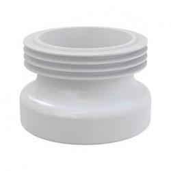 Króciec prosty 10 cm WC A99 Alcaplast