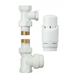 Komplet termostatyczny prosty CD-77-P15 Invena