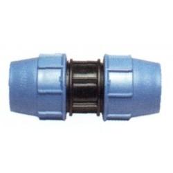 Złączka mufowa prosta (PE-PE) 40x40 PE-03-040 UNIDELTA