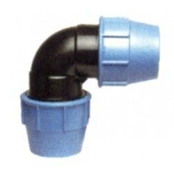 Kolano 90° (PE-PE) 40x40 PE-06-040 UNIDELTA