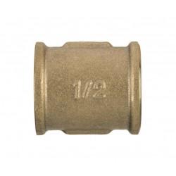 "Mufa mosiężna 1"" ZM-04-025 Invena"