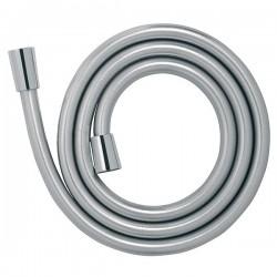Wąż prysznicowy z tworzywa 150 cm W40 kolor srebrny Ferro