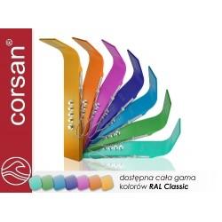 Panel prysznicowy z termostatem A-025 Akoja różne kolory RAL Corsan