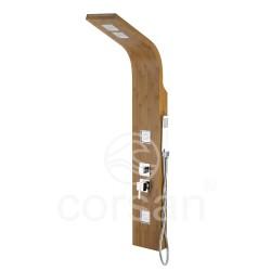 Panel prysznicowy Bambus mieszaczowy Bao B-022 Corsan