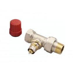 Zawór termostatyczny z nastawą prosty 013G3904 DANFOSS