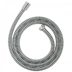 Wąż natryskowy L-150cm Duo Flex Silverr Ferro