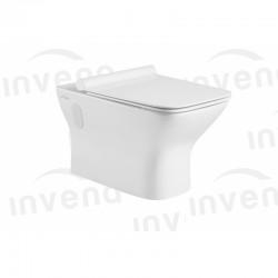 Miska WC z deską wolnoopadającą CE-61-001 Nyks Invena