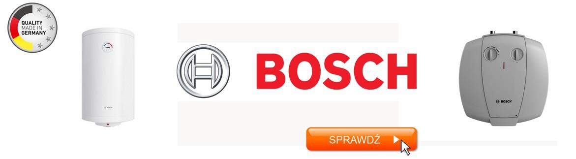 Podgrzewacze wody Bosch